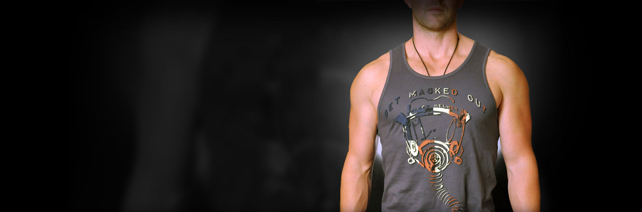 Get Masked Out Tank
