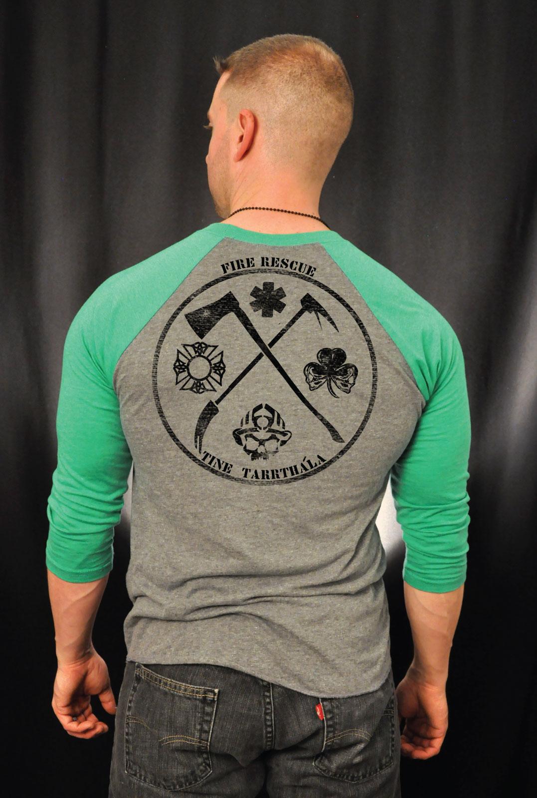 Raglan Shirt Mens