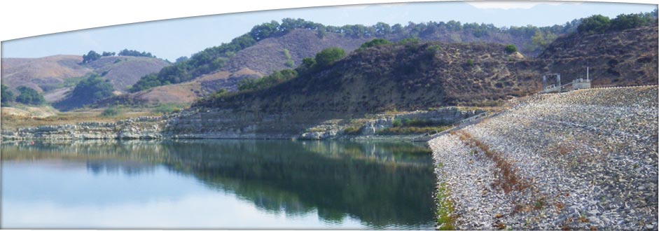 <p>Drought - Casitas Dam</p>