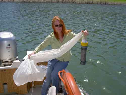 Susan McMahon, Water Quality Supervisor