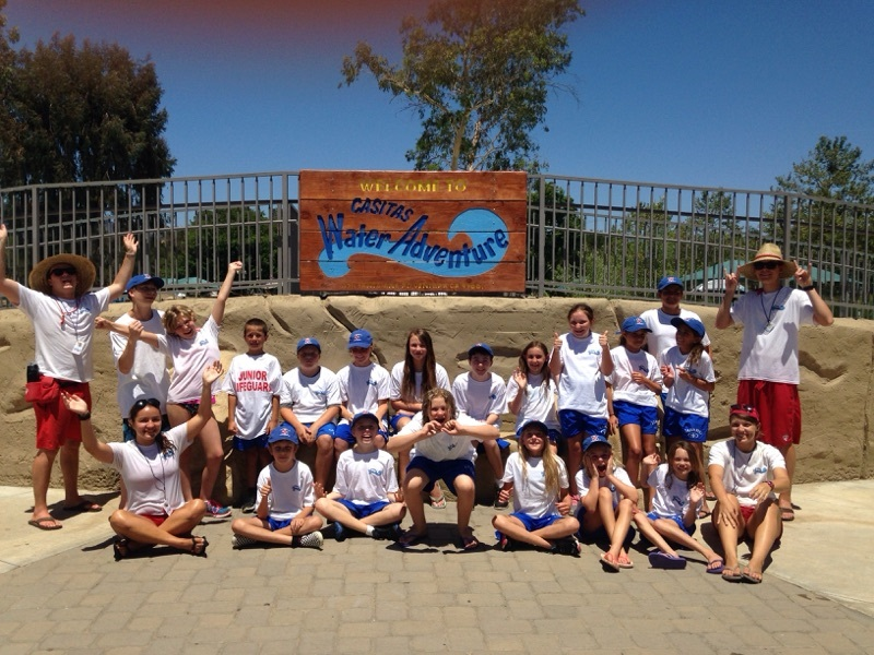 Join our Junior Lifeguards this Summer!