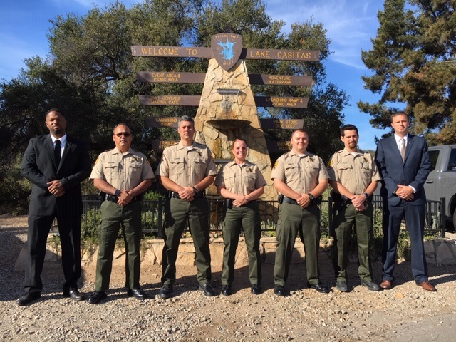 Meet the Lake Casitas Park Rangers