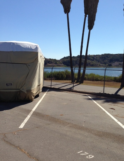 Store Your RV or Boat at the Lake.