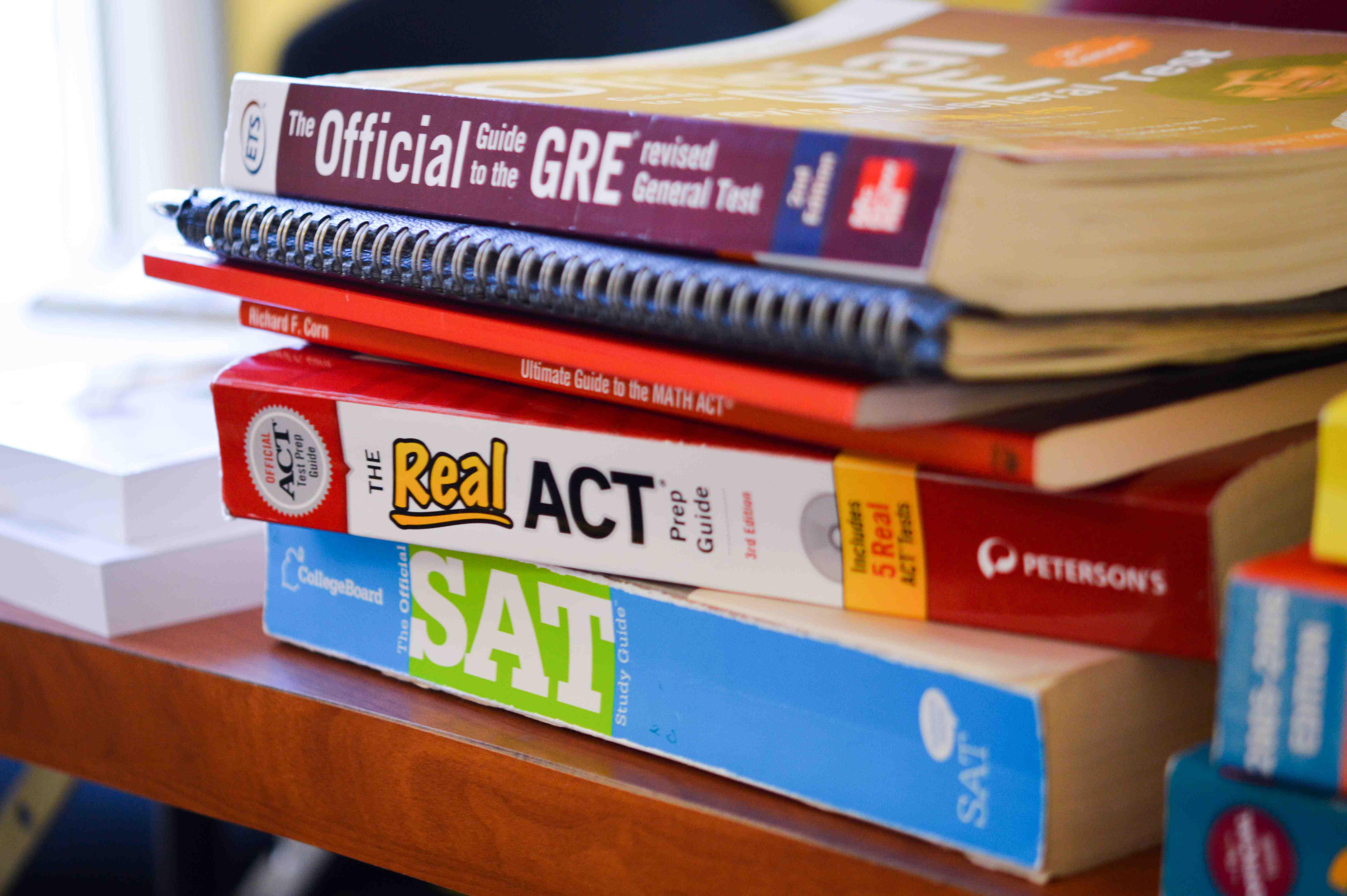 SAT, ACT, LSAT, GRE, GMAT & more : McElroy Tutoring