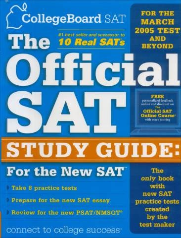 Recommendation for SAT PREP?
