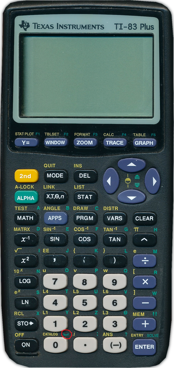 TI 83 Interactive Calculator