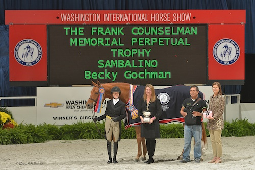becky gochman and sambolino