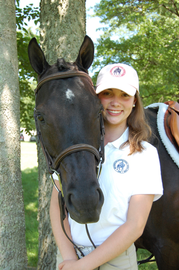 hannah powers, wihs youth ambassador 2012