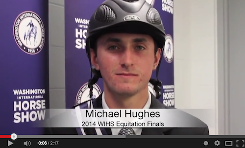 Watch an interview with Michael Hughes!