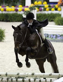 movado and boyland WIHS Children's Hunter Championship