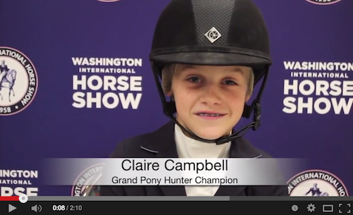 Watch an interview with Claire Campbell!