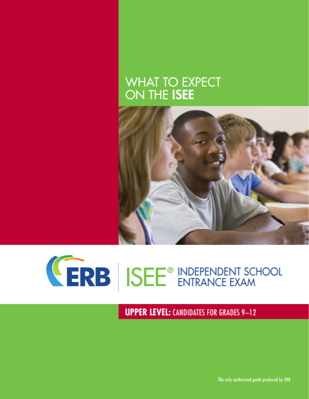 ISEE Action Plan: How to Study and Prepare for the Independent