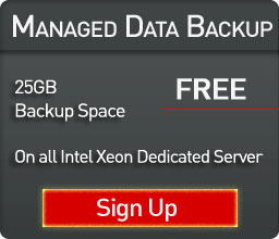 Managed Backup Promo
