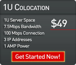 1U Server Colocation in Miami