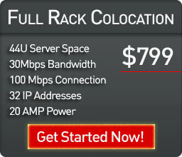 Full Rack Colocation in Miami