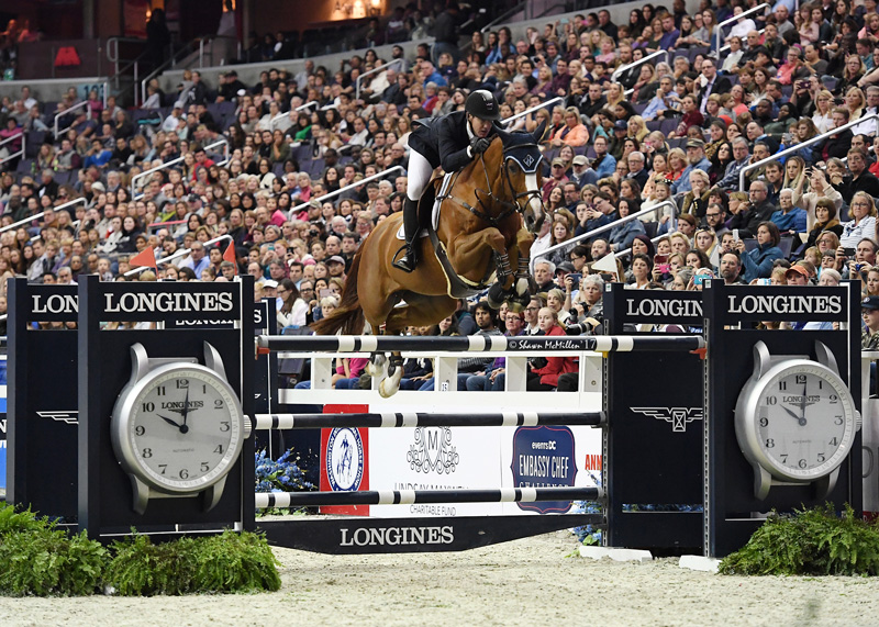 Beat Mandli Claims Top Prize in $130,000 Longines FEI World